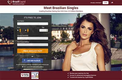Namoro-brasileiro.com is committed to helping you find your match