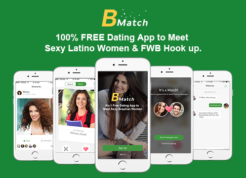 Best dating app brazil