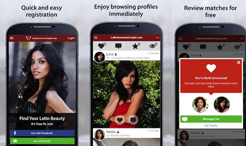 Best free latino online dating apps