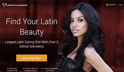 Free latin dating